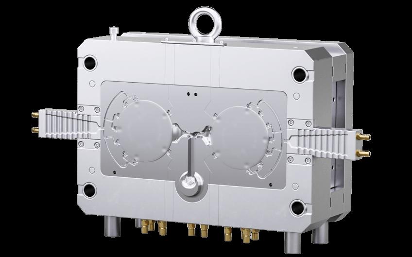 aluminiumdruckgussformen